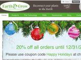 Earthandgrow.com Coupons