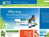 Earths-Care.com Coupons