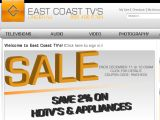 Browse East Coast Tv's
