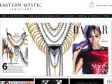 Browse Eastern Mystic Jewellery