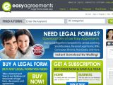 Browse Easy Agreements