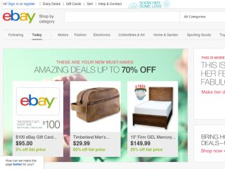 Shop at ebay.com