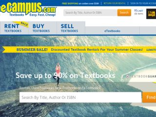 Shop at ecampus.com