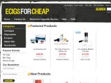 Browse Ecigs For Cheap