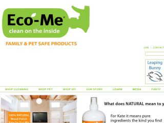 Shop at eco-me.com