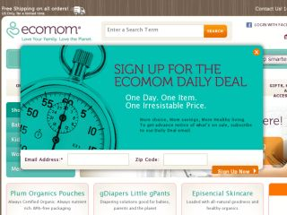 Shop at ecomom.com