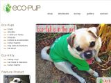 Browse Eco-Pup: Dress Up Your Pets