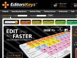 Browse Editors Keys