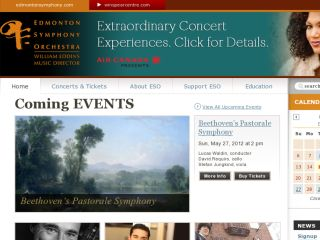 Shop at edmontonsymphony.com