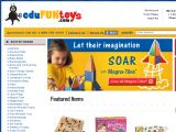 Edufuntoys.com Coupon Codes