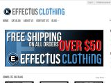 Effectusclothing.com Coupon Codes