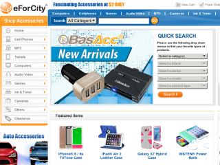 Shop at eforcity.com