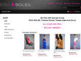 Browse Ego Soleil