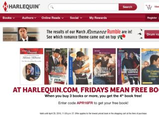 Shop at eharlequin.com