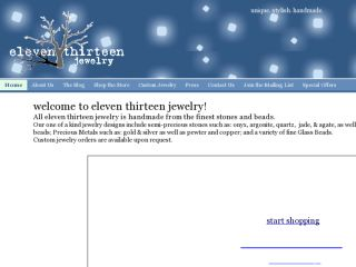 Shop at eleventhirteenjewelry.com