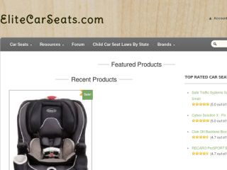 Shop at elitecarseats.com