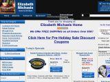 Browse Elizabeth Michaels Home