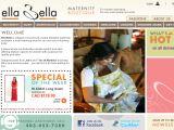 Browse Ella Bella Maternity Boutique