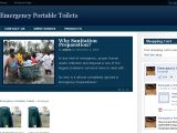 Browse Emergency Portable Toilets
