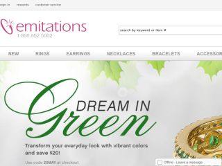 Shop at emitations.com