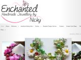 Enchanted Handmade Jewellery Coupon Codes