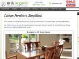 Browse Erik Organic Furniture