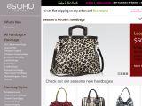 Browse Esoho Handbag