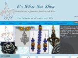 Browse E's Whatnot Shop