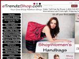Browse Etrendz Shop