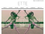 Etteclothing.com Coupon Codes