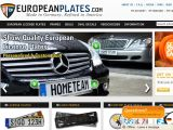 Europeanplates.com Coupon Codes