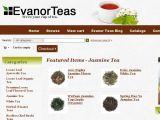 Browse Evanor Teas