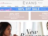Evans.co.uk Coupon Codes