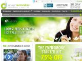 Browse Eversmoke Electronic Cigarettes