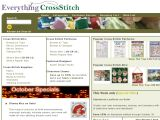 Browse Everything Cross Stitch