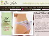 Browse Eve's Apples Lingerie