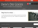 Browse Ewin's Dry Goods