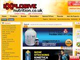 Browse Explosive Nutrition