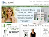 Browse Exposed Skin Care