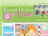 Browse Eyelet Outlet