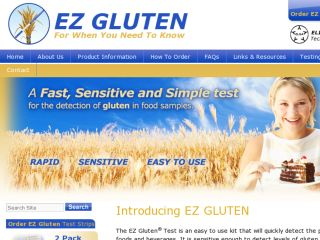 Shop at ezgluten.com