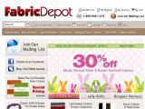Browse Fabric Depot