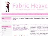 Fabricheaven.co.uk Coupons