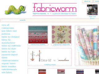 Shop at fabricworm.com