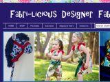 Fabriliciousdesignerfabric.com.au Coupons
