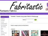 Fabritastic.com Coupons