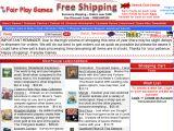 Browse Fair Play Games