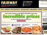Browse Fairway Market