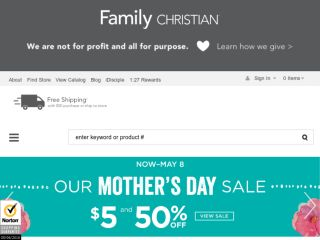 Shop at familychristian.com