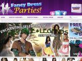 Browse Fancy Dress Parties